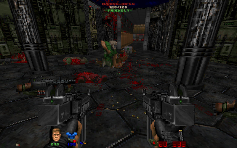 Doom / Doom II: Hell on Earth / Brutal Doom on FreeBSD | The